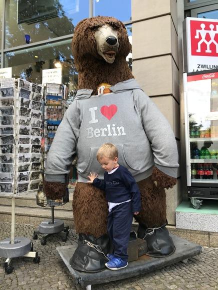 Ursos em Berlin