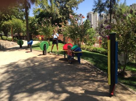 Parque Bicentenário de La Infancia
