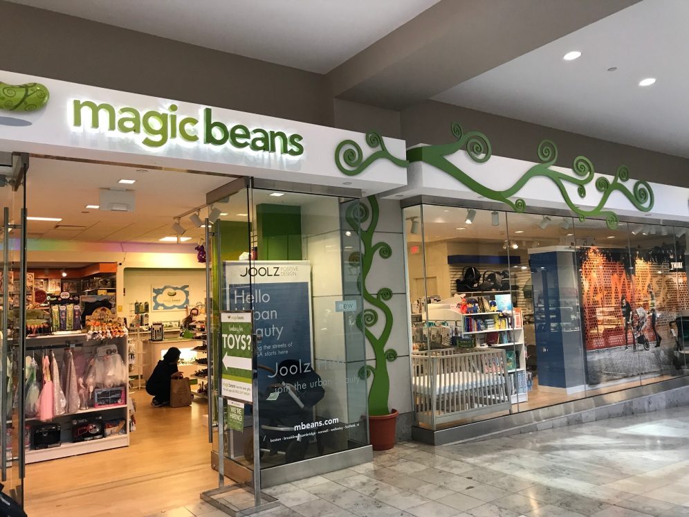 Loja Magic Beans Boston
