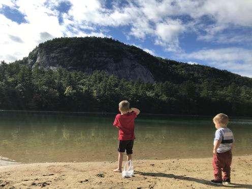 Echo Lake - North Conway