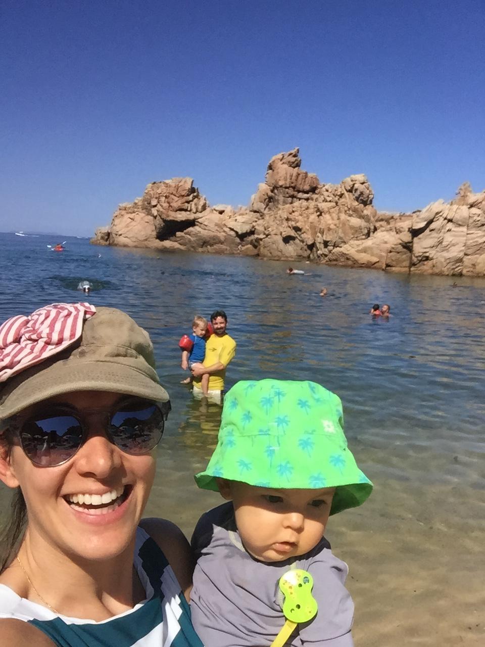 Sardegna, colo e medo do mar