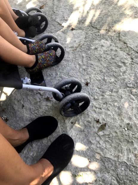 Nossos sapatinhos ufrog foram super úteis